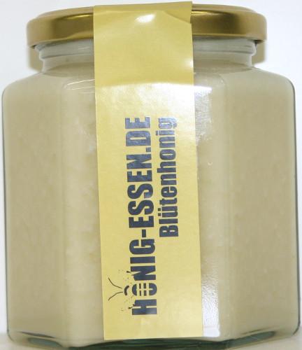 Honig mit Rapsanteil 500 Gramm Glas